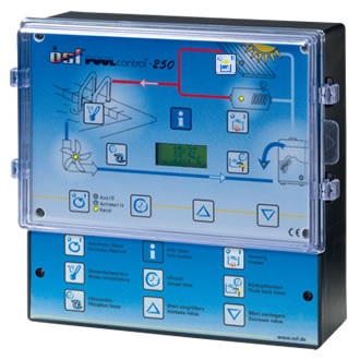 Filter Control Pool Control 250 Osf