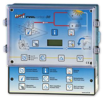 Filter Control Pool Control 30 Osf